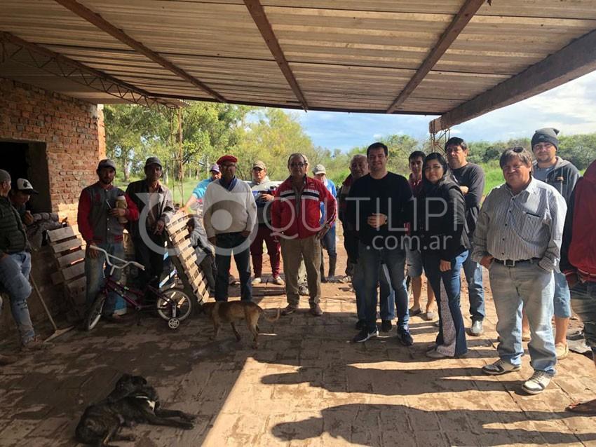 Barrio Santa Rita: ES HOY apadrina ambicioso proyecto comunitario 6