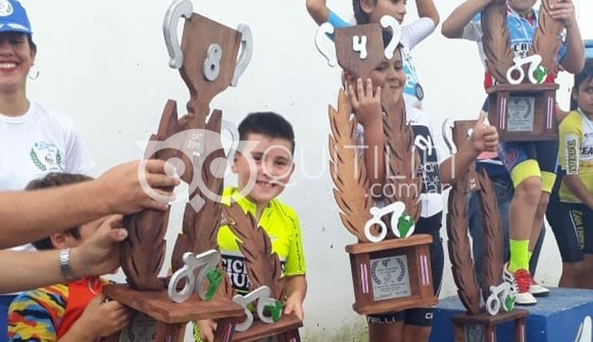 Ciclismo Nacional. Zacarías 5º en la segunda fecha del Infanto Juvenil 3