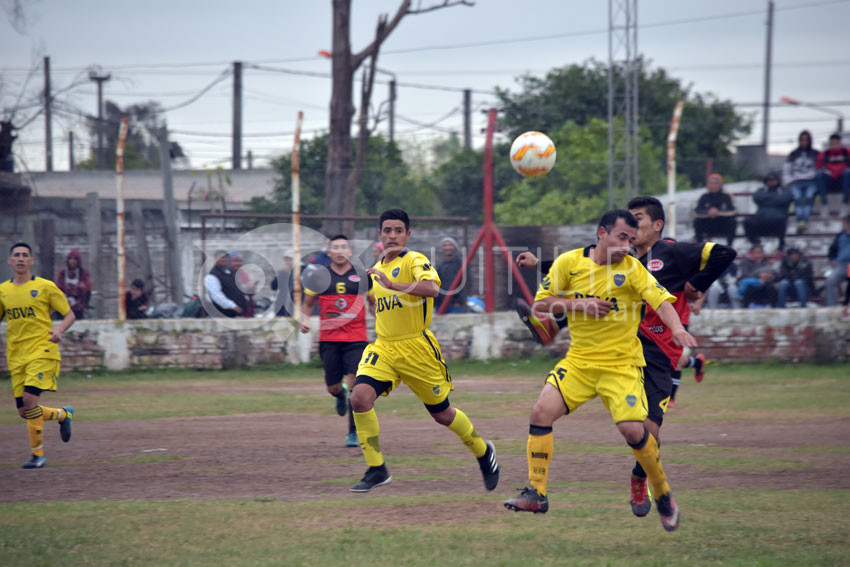 En partido accidentado Boca rescató un punto ante Belgrano 5