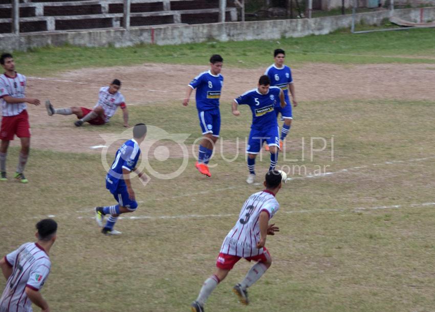 San Martín goleó a Cooperativa y pasó a la punta 5