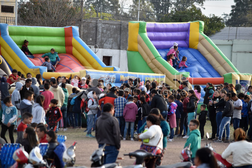 """Multitudinaria celebración por el """"Día del Niño"""" 6"""
