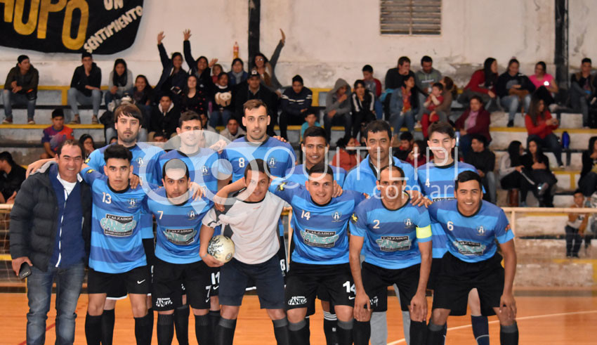 Jornada extendida en la Liga de Futsal 3