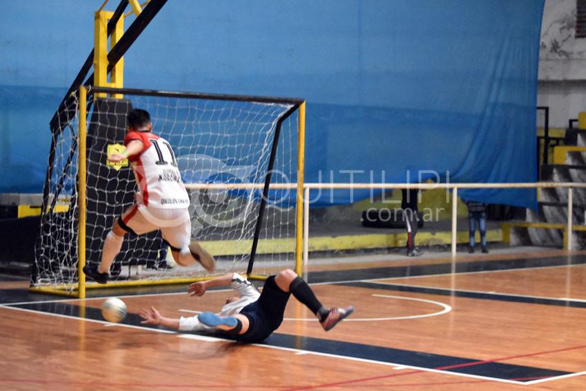 Jornada extendida en la Liga de Futsal 5