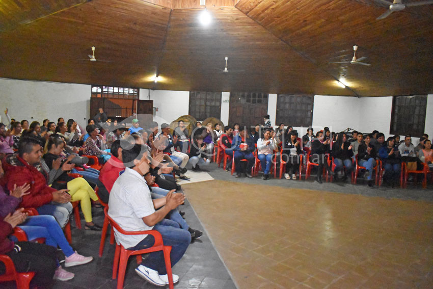 Consenso Federal, apoya la candidatura de Héctor Benítez intendente 4