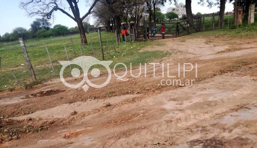 Mejoran acceso y caminos vecinales a la Escuela Nº 200 9