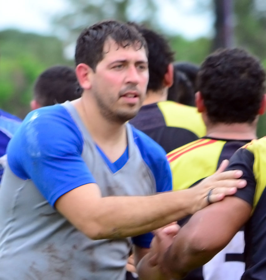 Dolor en Arandú por la muerte de Emanuel Zampa 9