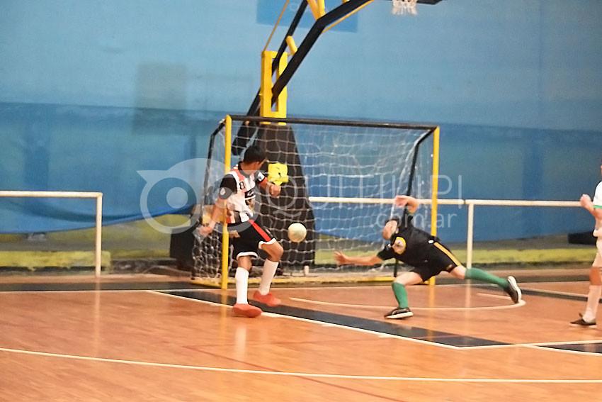 Sorpresas en los cuartos del Futsal 11