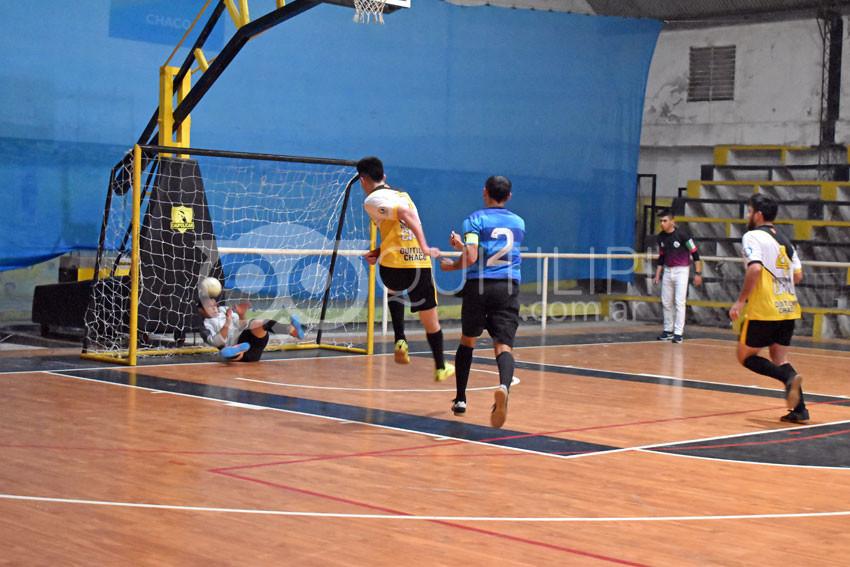 Sorpresas en los cuartos del Futsal 24