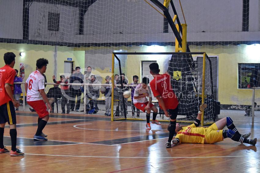 Sorpresas en los cuartos del Futsal 20