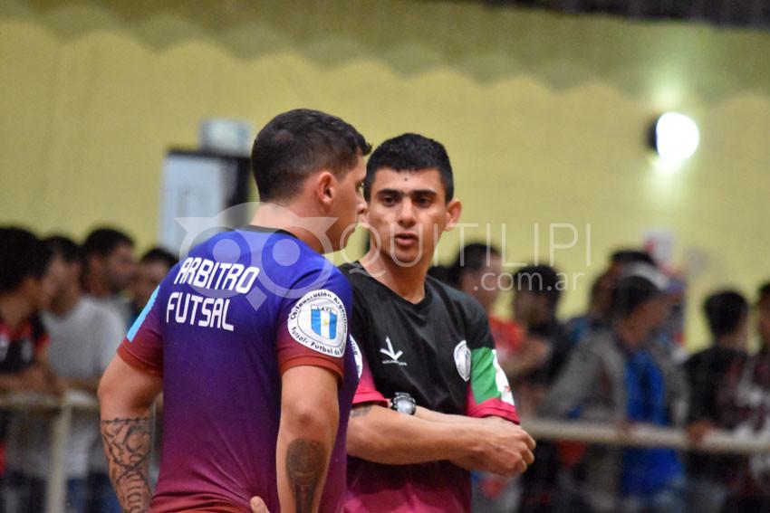 LQFS # Santa Rita y el imbatible Ruti F.C. a la final del primer torneo oficial 44