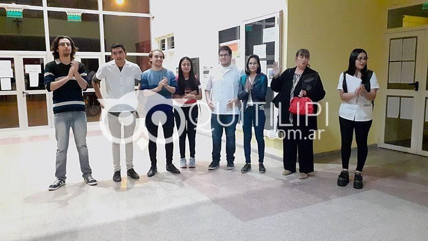 I.N.S. Sebastián González presidirá el nuevo Centro de Estudiantes 4