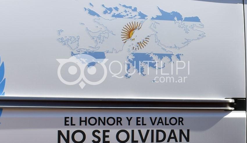 Sentido homenaje al soldado Ricardo Argentino Ramírez 6