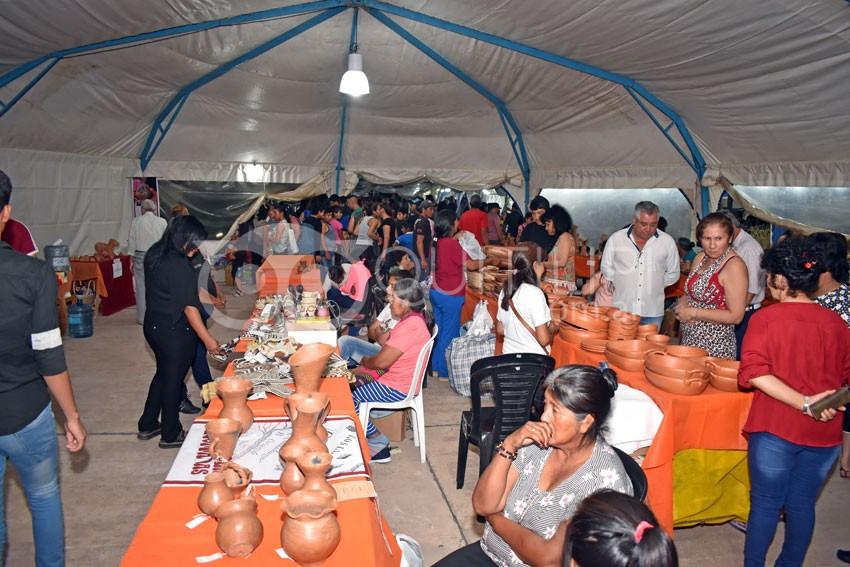 Brillante apertura de la 42º Feria de Artesanía Chaqueña 24