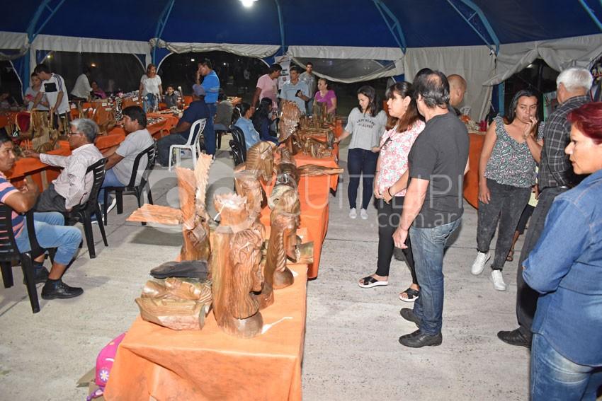 Brillante apertura de la 42º Feria de Artesanía Chaqueña 21