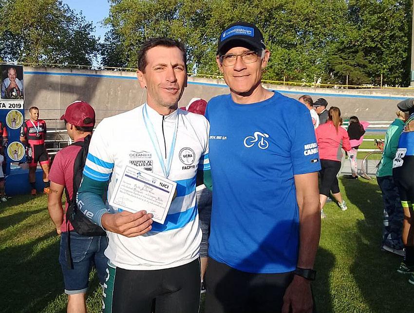 Ciclismo. Varese ¡Campeón Argentino! en Mar del Plata 11