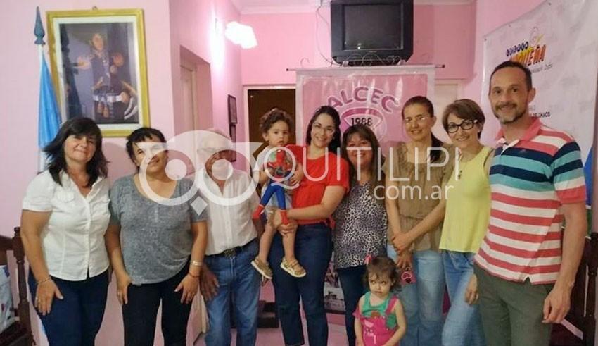 ALCEC cerró la campaña mes color rosa entregando premios 5