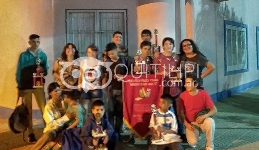 """AJEDREZ. Los hermanos Portillo triunfaron en el """"Torneo 102 Aniversario de Charata"""" 4"""