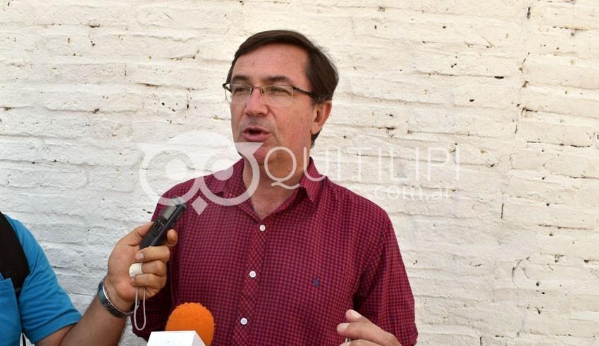 Livio Gutierrez. Denunció nueva deuda con Cammesa 1