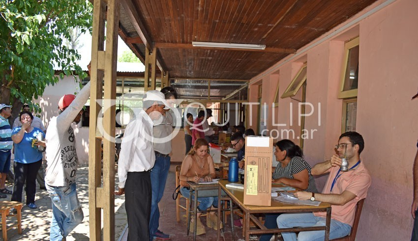 Histórico, son 14 los candidatos a intendente de Quitilipi 15
