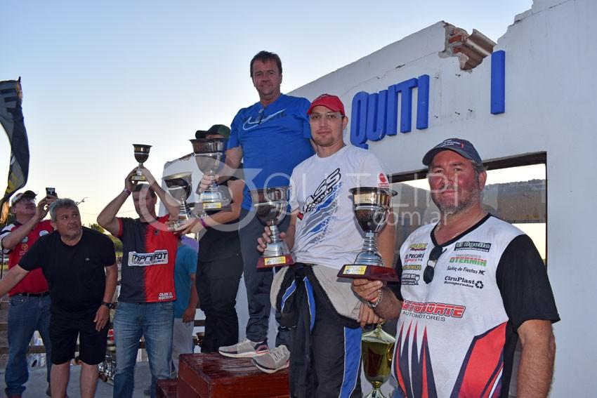 Una multitud presenció la fecha coronación del campeonato Provincial de Karting y motos 110 en piso de Tierra 21
