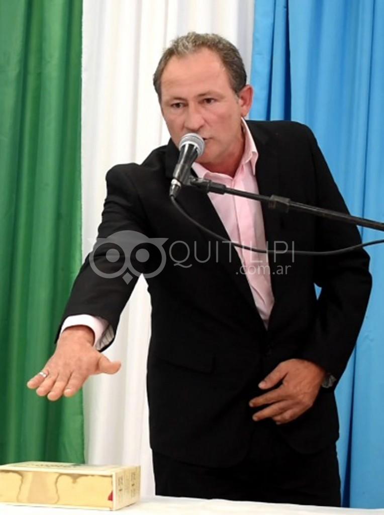 Reynaldo Ariel Lovey es el nuevo intendente de Quitilipi 17