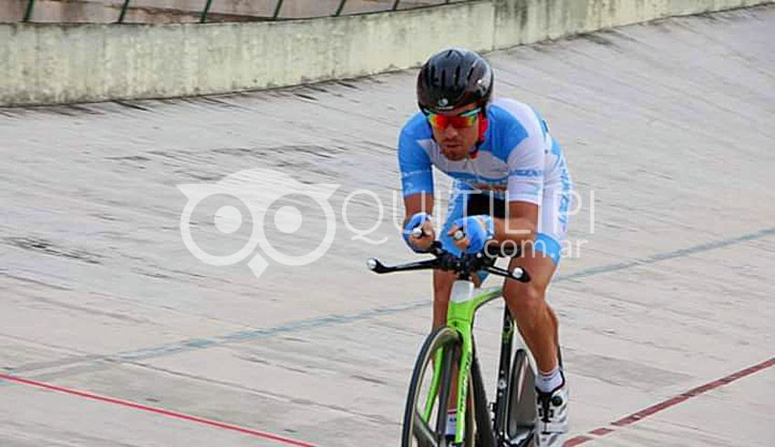 ¡Histórico!, quitilipense ganó cinco medallas en Panamericano de Ciclismo 3