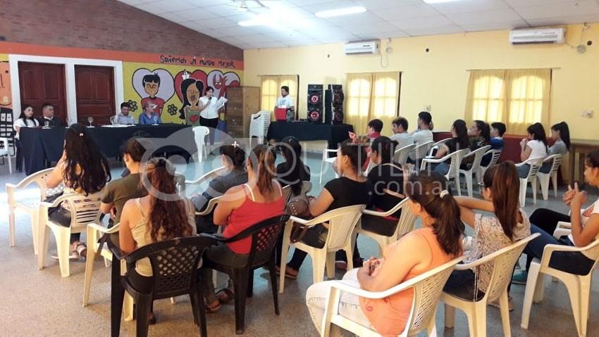 La oficina de empleo inició capacitación a jóvenes 3