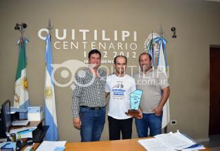 Merecido reconocimiento al doble Campeón Panamericano 16