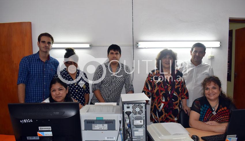 Después de seis meses volvió a funcionar el equipo CDR en el Registro Civil 1