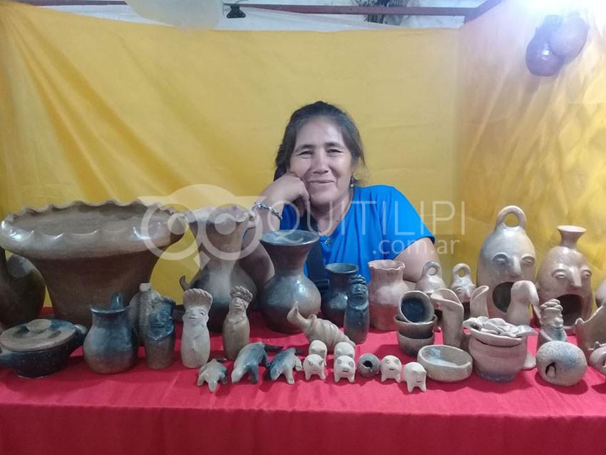 Artesanos chaqueños deslumbran con sus trabajos en Colón Entre Ríos 8