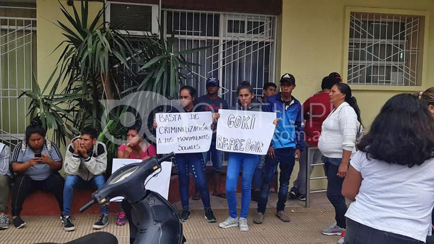"""""""Camu"""" Meza y """"Mosca"""" López se entregaron a la Justicia 9"""