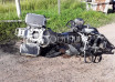 Tremendo palo se pegaron motoviajeros brasileños 27