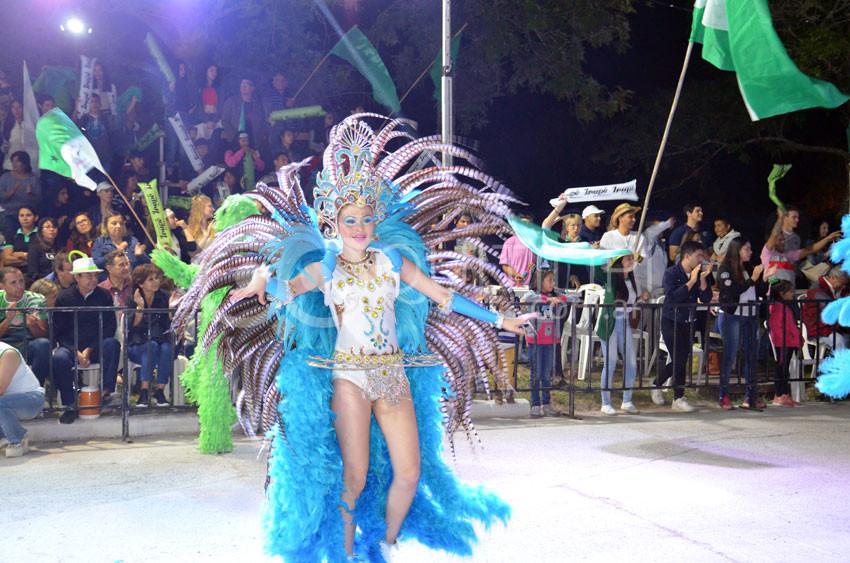 Araí, Irupé y Marabú brillaron en la tercera luna del carnaval 11