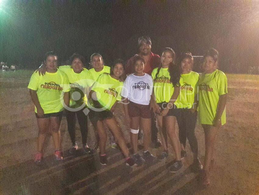 Distribuidora Nomi campeón de la Copa Femenina en Colonia Aborigen 27