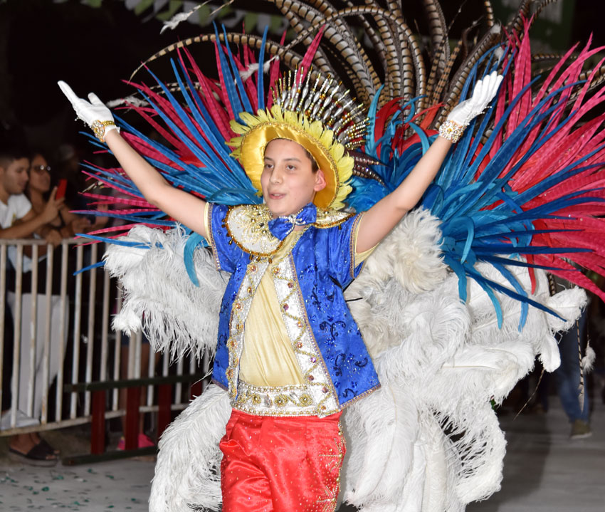 Las comparsas infantiles volverán a brillar en la segunda luna del carnaval 37