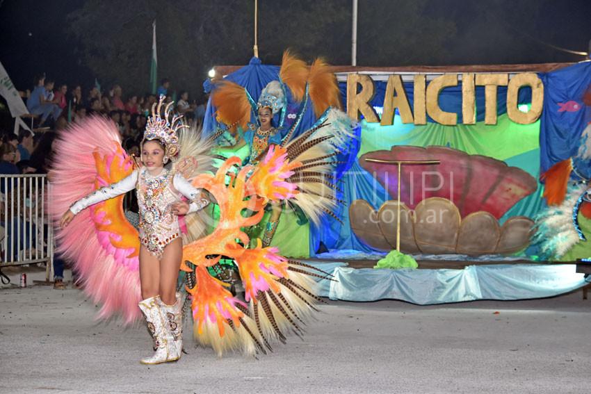 Las comparsas infantiles volverán a brillar en la segunda luna del carnaval 35