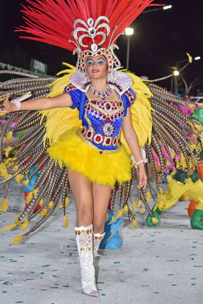 Las comparsas infantiles volverán a brillar en la segunda luna del carnaval 36