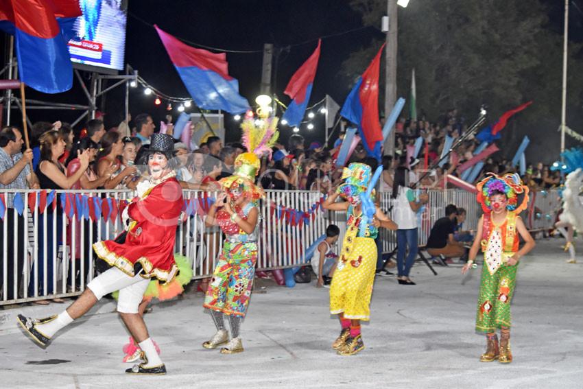 Las comparsas infantiles volverán a brillar en la segunda luna del carnaval 33