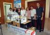 Sheila Waisman visitó el Registro Civil de Quitilipi 10