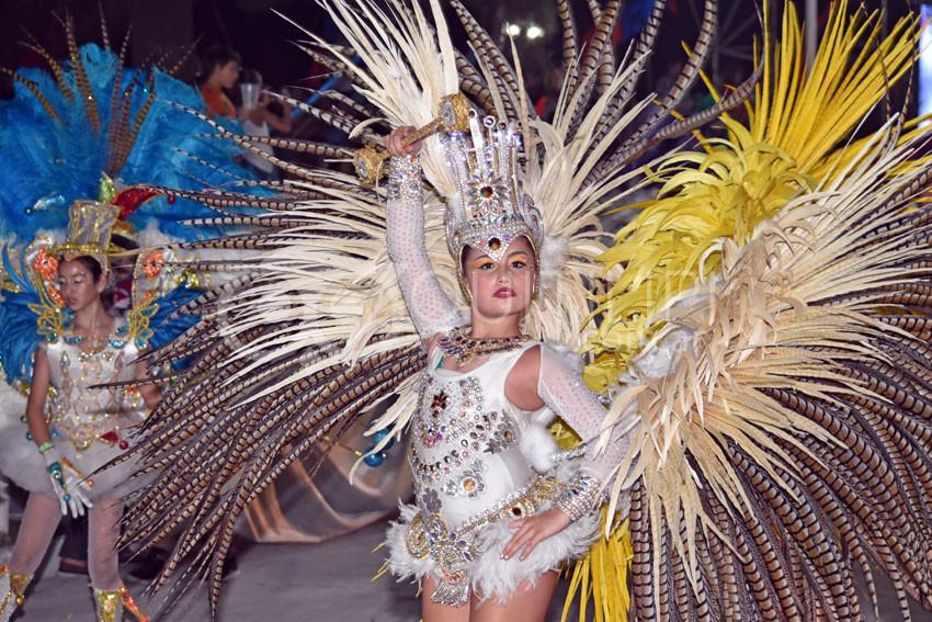 Las comparsas infantiles volverán a brillar en la segunda luna del carnaval 31