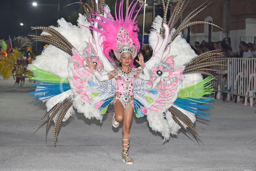 Las comparsas infantiles volverán a brillar en la segunda luna del carnaval 34