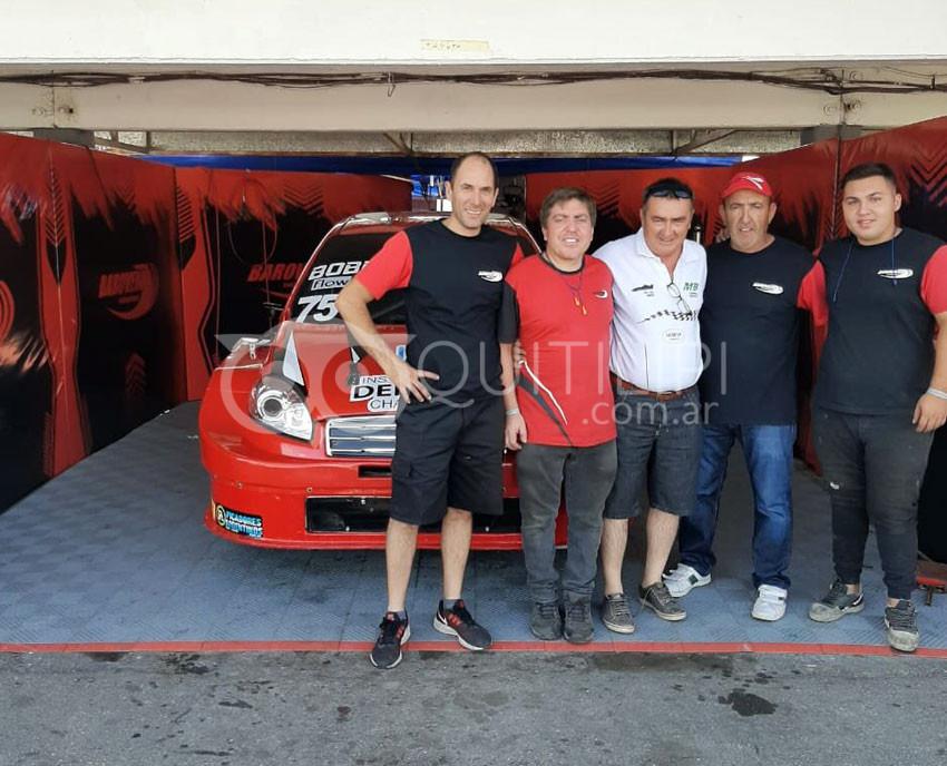 TC 2000. La caja de velocidades dejó a Bobel fuera de carrera 11