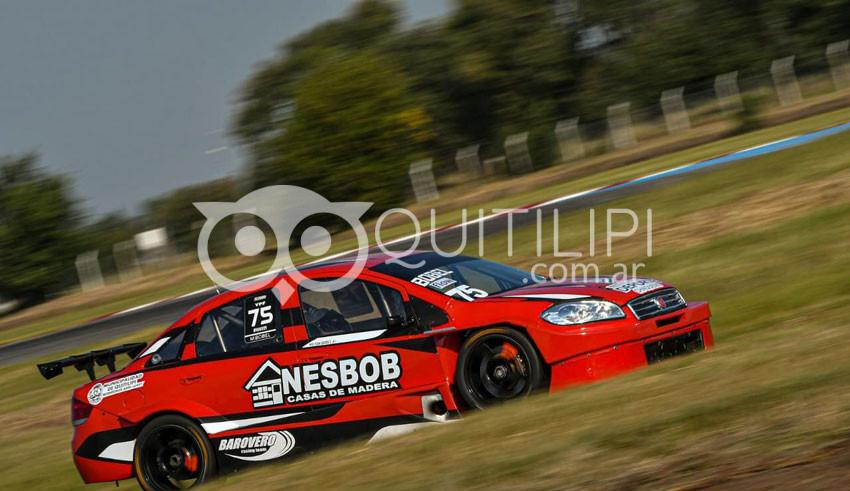 TC 2000. La caja de velocidades dejó a Bobel fuera de carrera 9