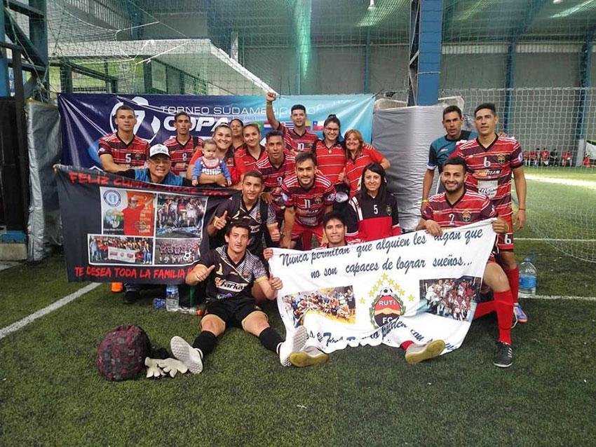 """Futsal. Ruti F.C. Campeón del Torneo Sudamericano """"Copa Mar del Plata 2020"""" 19"""