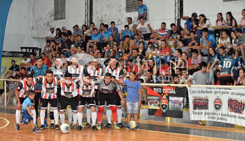 El camino que llevó a Ruti F.C. ser Campeón de la Copa Mar del Plata 6