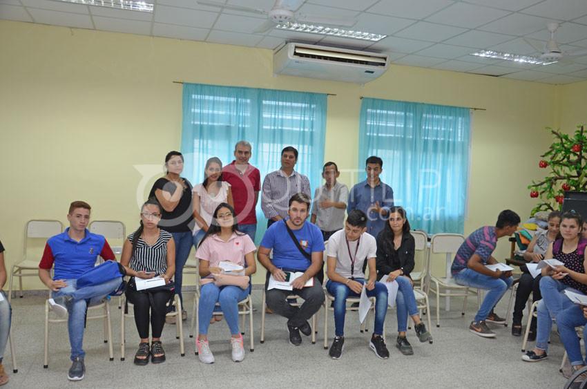Importante taller de Empleabilidad destinado a jóvenes 6