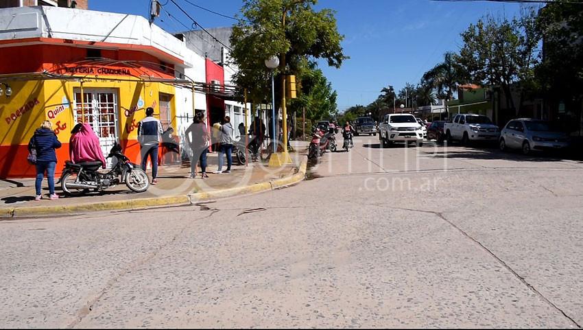 Lovey desmintió que se haya liberado el aislamiento obligatorio en Quitilipi 3