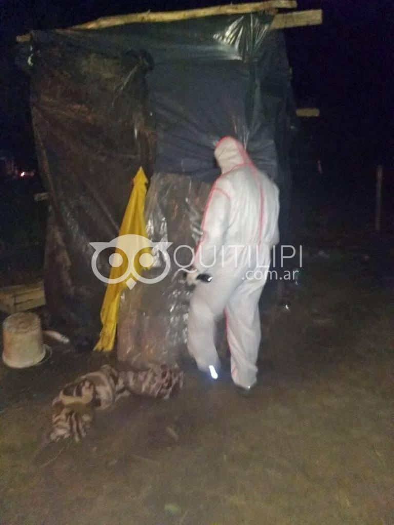 Ola de suicidios en Quitilipi. Lo encontraron ahorcado en la chacra 62 9