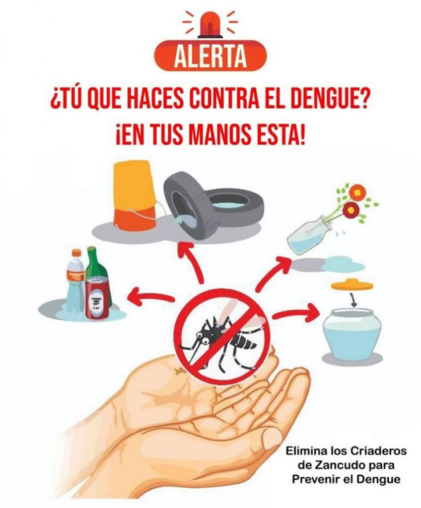 En Quitilipi aumentan los casos de Dengue. COVID-19 sin novedades 5