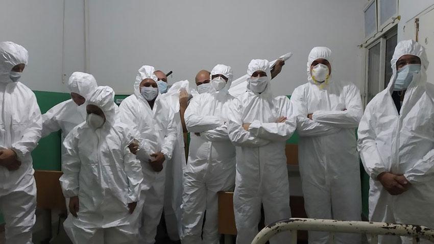 En Quitilipi aumentan los casos de Dengue. COVID-19 sin novedades 7